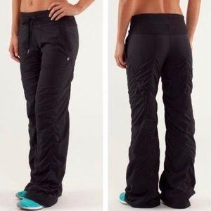 Lululemon Black Dance Studio Pants *Unlined Size 6
